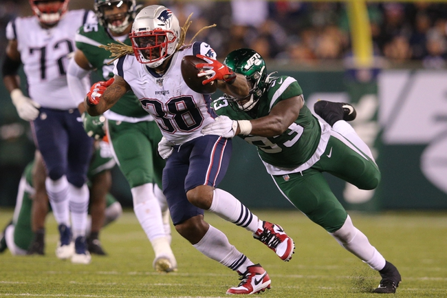 New England Patriots vs. New York Jets - 5/13/20 Madden 20 Sim Classic NFL Pick, Odds, and Prediction