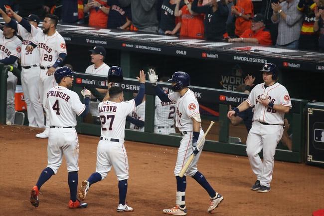 Houston Astros 2020 Season Preview, MLB Picks, Odds, and MLB Predictions
