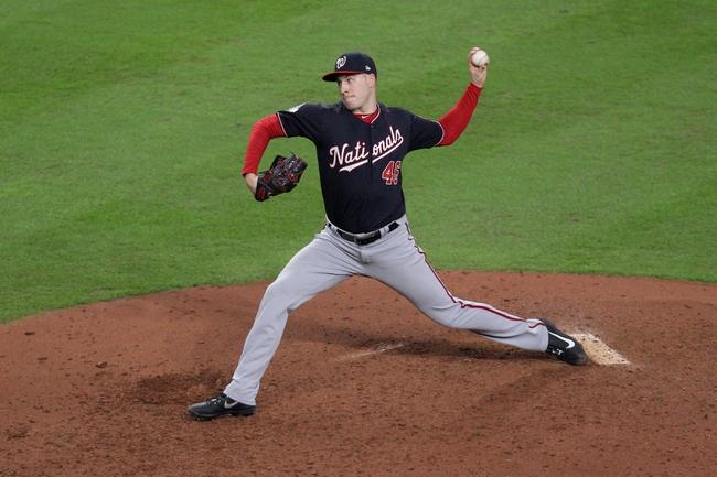 Washington Nationals vs. Houston Astros - 10/26/19 MLB World Series Game 4 Pick, Odds, and Prediction