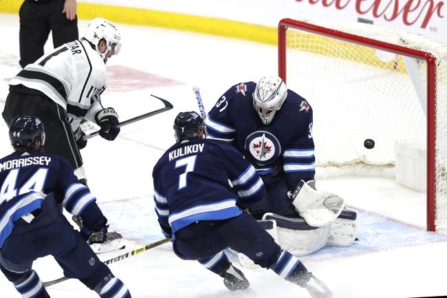 Los Angeles Kings vs. Winnipeg Jets - 11/30/19 NHL Pick, Odds, and Prediction
