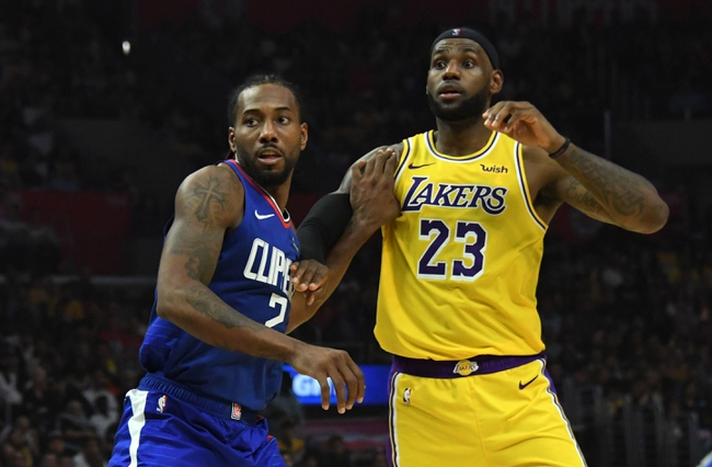 Los Angeles Lakers vs. Los Angeles Clippers - 12/25/19 NBA Pick, Odds & Prediction