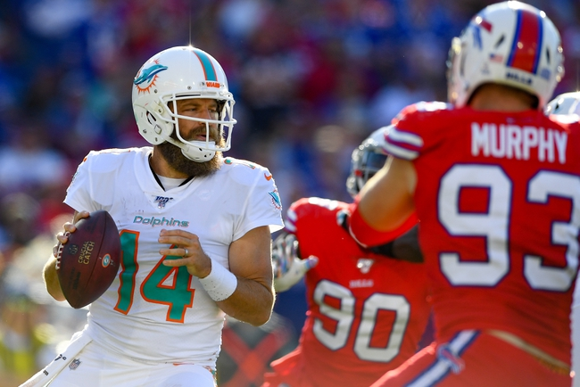 Buffalo Bills at Miami Dolphins - 11/17/19 NFL Pick, Odds, and Prediction