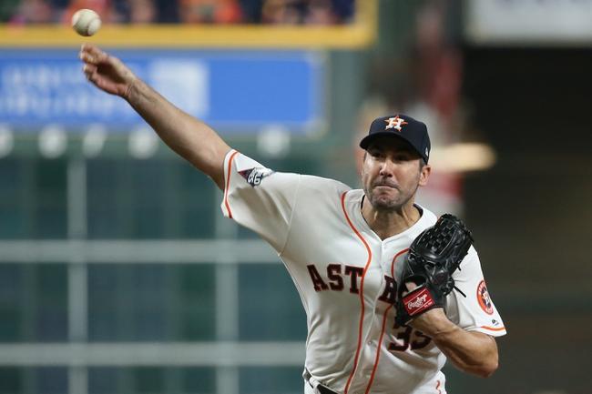Houston Astros vs. Washington Nationals - 10/29/19 MLB World Series Game 6 Pick, Odds, and Prediction