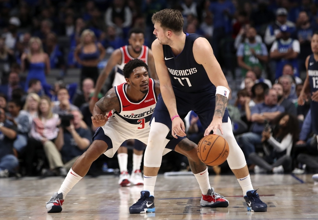 Washington Wizards vs. Dallas Mavericks - 2/7/20 NBA Pick, Odds & Prediction