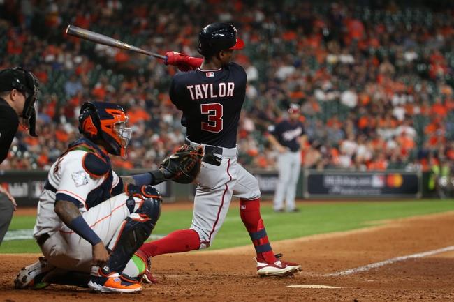 Washington Nationals vs. Houston Astros - 10/25/19 MLB Pick, Odds, and Prediction