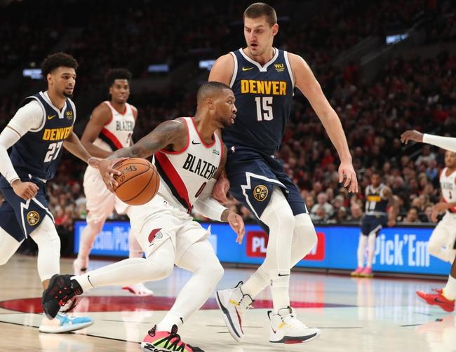 Denver Nuggets vs. Portland Trail Blazers - 12/12/19 NBA Pick, Odds, and Prediction