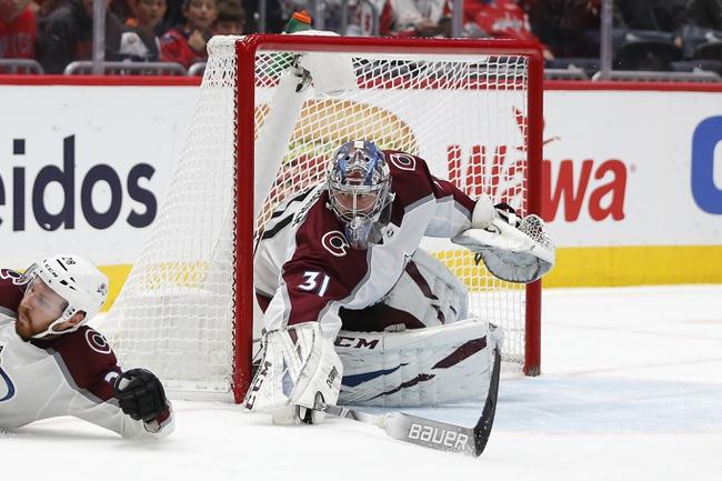 Colorado Avalanche vs. Washington Capitals - 2/13/20 NHL Pick, Odds, and Prediction