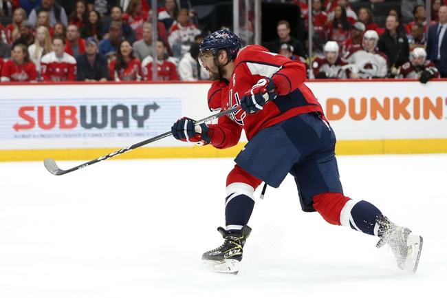Colorado Avalanche vs. Washington Capitals - 2/13/20 NHL Pick, Odds & Prediction