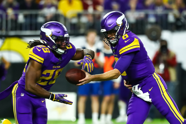 Minnesota Vikings at Kansas City Chiefs - 11/3/19 NFL Pick, Odds, and Prediction