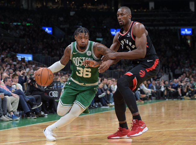 Toronto Raptors vs. Boston Celtics - 12/25/19 NBA Pick, Odds & Prediction