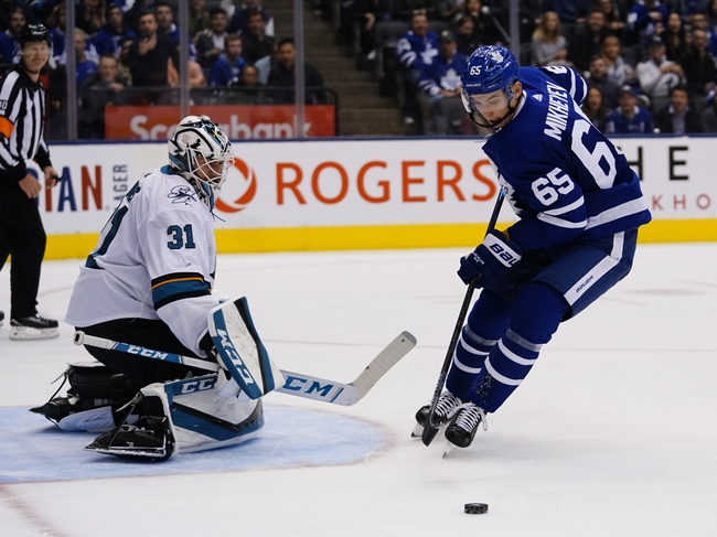 San Jose Sharks vs. Toronto Maple Leafs - 3/3/20 NHL Pick, Odds, and Prediction
