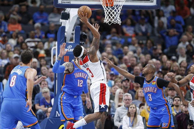 Oklahoma City Thunder vs. Washington Wizards - 8/9/20 NBA Pick, Odds, and Prediction