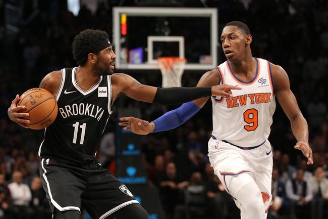 New York Knicks vs. Brooklyn Nets - 11/24/19 NBA Pick, Odds, and Prediction