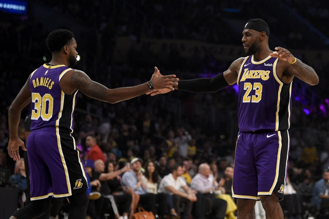 Los Angeles Lakers vs. Charlotte Hornets - 10/27/19 NBA Pick, Odds, and Prediction