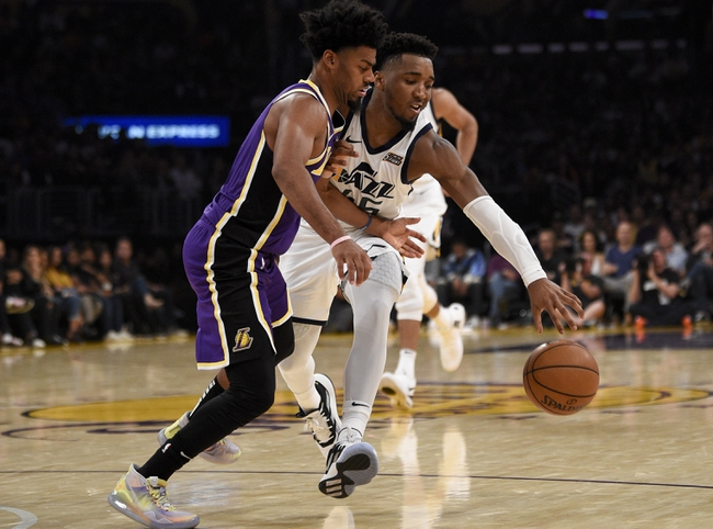 Utah Jazz vs. Los Angeles Lakers - 12/4/19 NBA Pick, Odds, and Prediction