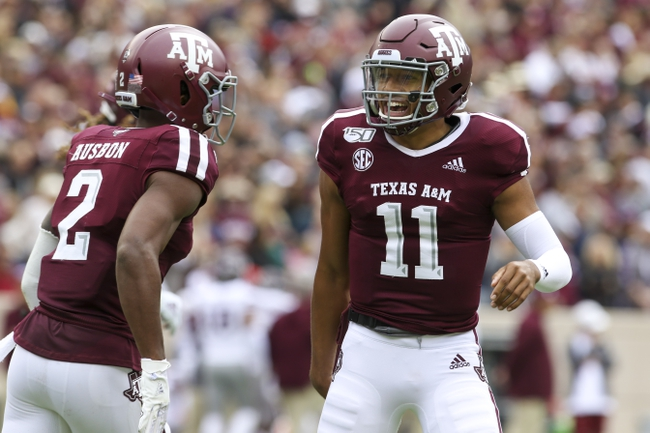 Texas A&M Aggies 2020 Win Total - College Football Pick, Odds and Prediction