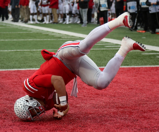 Ohio State vs. Maryland - 11/9/19 College Football Pick, Odds, and Prediction