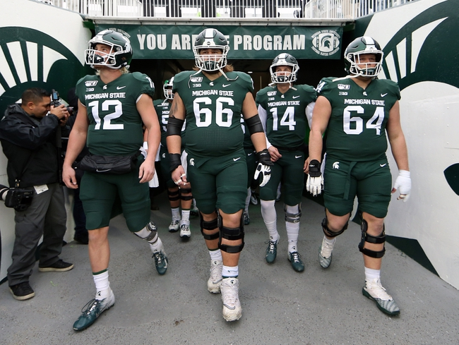 Michigan State Spartans 2020 Win Total - College Football Pick, Odds and Prediction