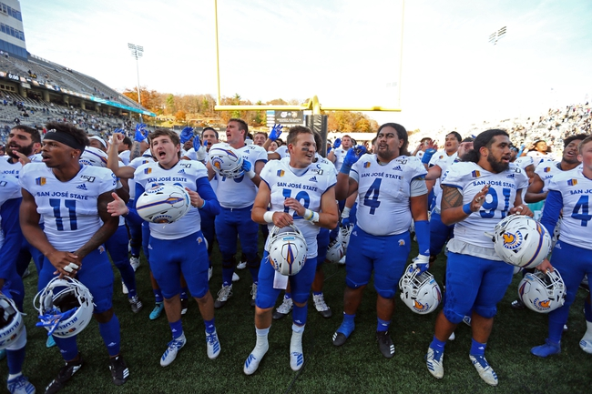 San Jose State vs. Boise State - 11/2/19 College Football Pick, Odds, and Prediction