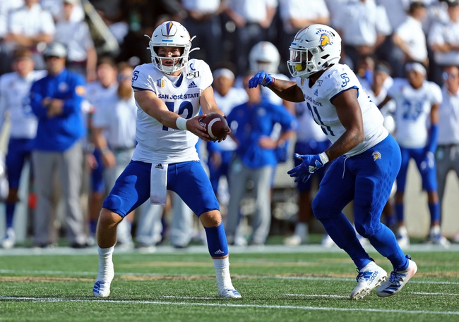San Jose State vs. Fresno State - 11/30/19 College Football Pick, Odds, and Prediction