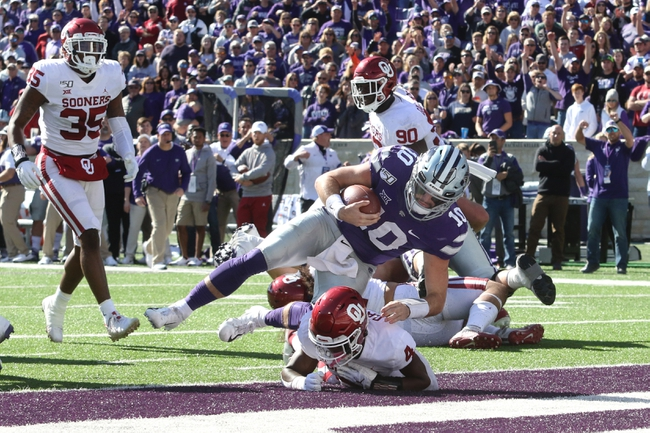 Kansas vs. Kansas State - 11/2/19 College Football Pick, Odds, and Prediction