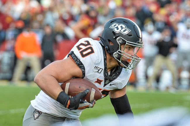 Oklahoma State vs. TCU - 11/2/19 College Football Pick, Odds, and Prediction