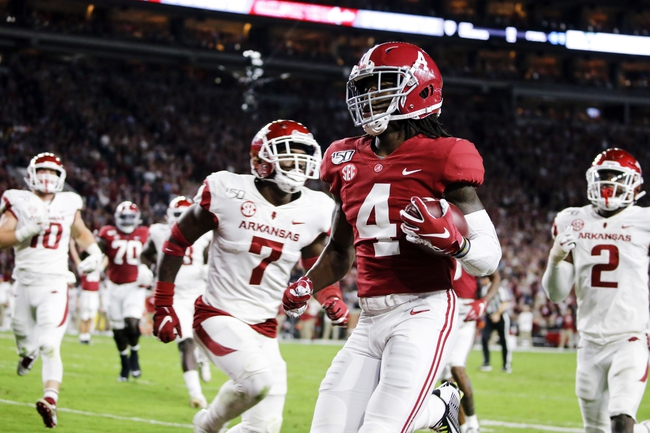 Jerry Jeudy 2020 NFL Draft Profile, Pros, Cons, and Projected Teams