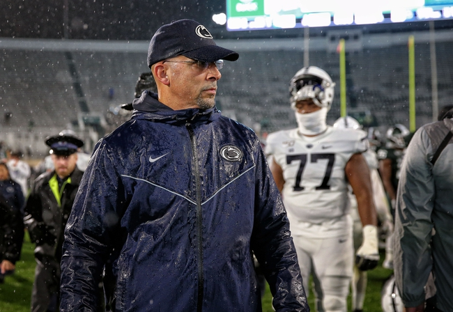 Penn State Nittany Lions 2020 Win Total - College Football Pick, Odds and Prediction