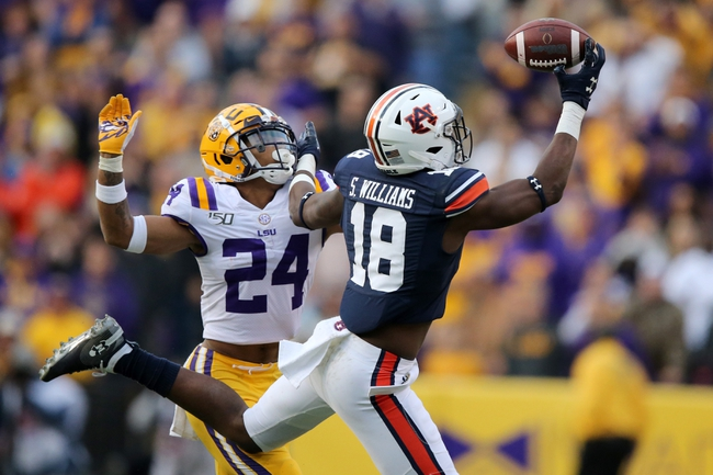 LSU at Auburn - 11/21/20 Early look College Football GOY Picks and Predictions