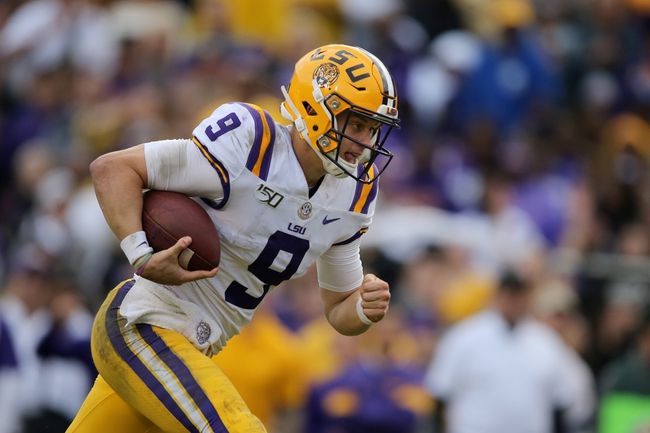 Alabama vs. LSU - 11/9/19 College Football Pick, Odds, and Prediction