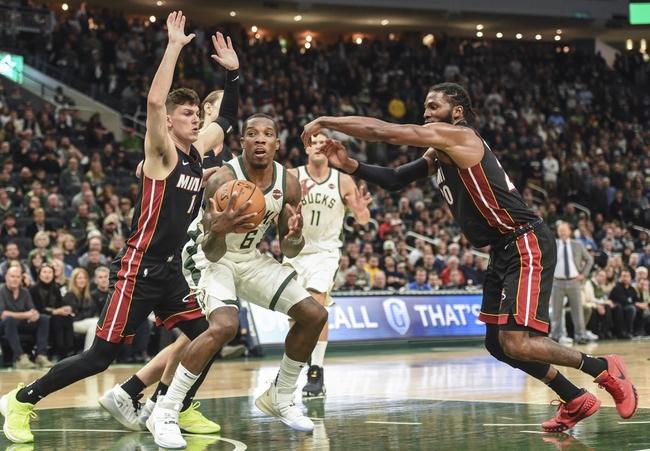 Miami Heat vs. Milwaukee Bucks - 3/2/20 NBA Pick, Odds, and Prediction