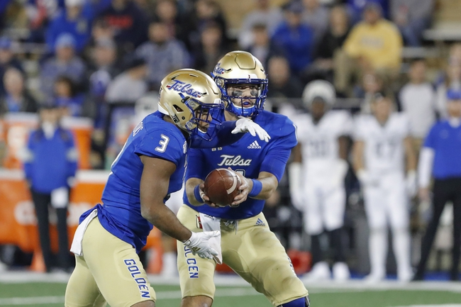 Tulsa 2020 Win Total - College Football Pick and Prediction
