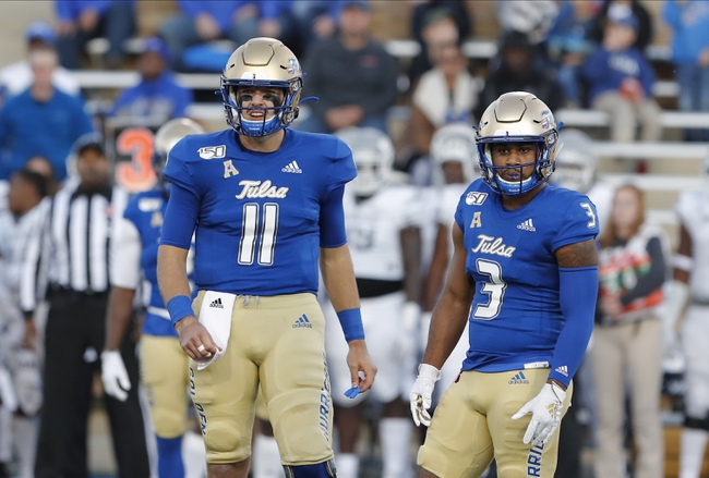 Tulsa vs. UCF - 11/8/19 College Football Pick, Odds, and Prediction