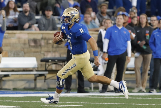 Tulsa Golden Hurricane 2020 Win Total - College Football Pick, Odds and Prediction