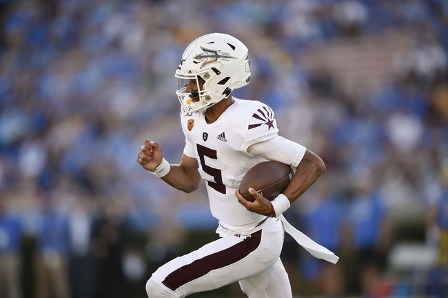BYU vs. Arizona State - 9/19/20 Early Look College Football GOY Pick, Odds, and Prediction