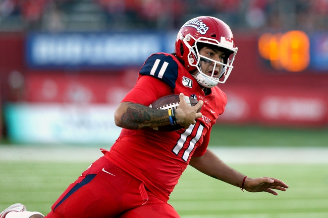 San Diego State vs. Fresno State - 11/15/19 College Football Pick, Odds, and Prediction