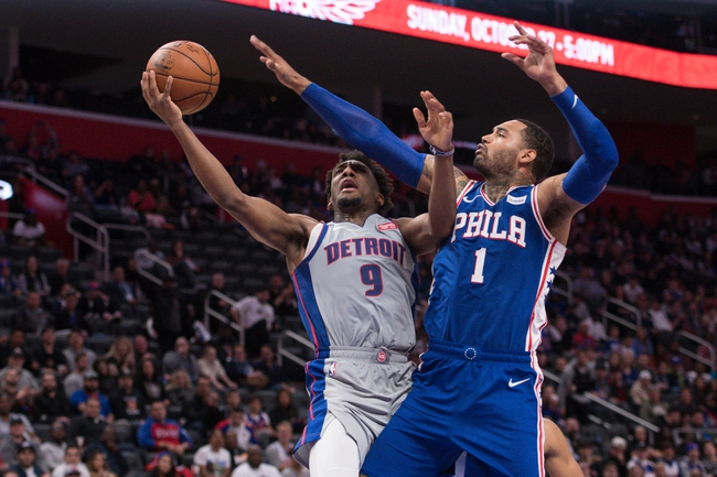 Detroit Pistons vs. Indiana Pacers - 10/28/19 NBA Pick, Odds, and Prediction