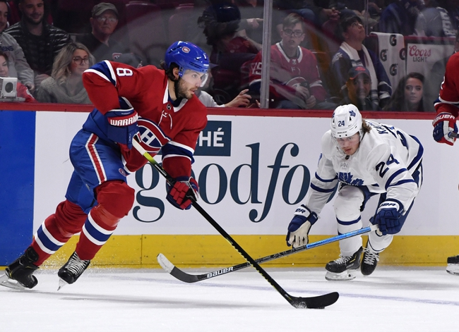 Montreal Canadiens vs. Toronto Maple Leafs - 2/8/20 NHL Pick, Odds & Prediction