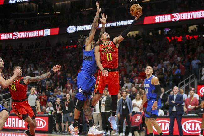 Orlando Magic vs. Atlanta Hawks - 12/30/19 NBA Pick, Odds & Prediction