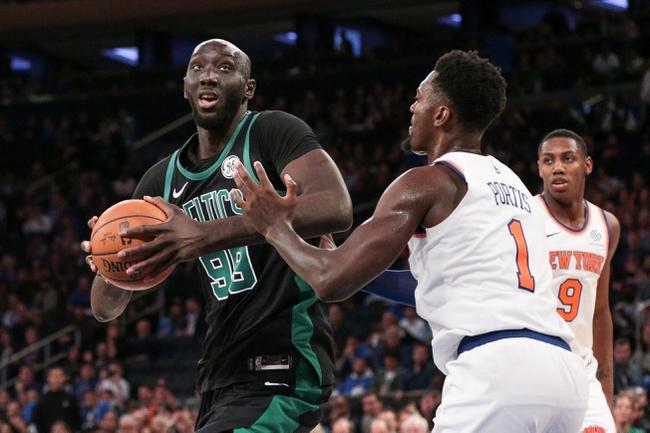 Boston Celtics vs. New York Knicks - 11/1/19 NBA Pick, Odds, and Prediction