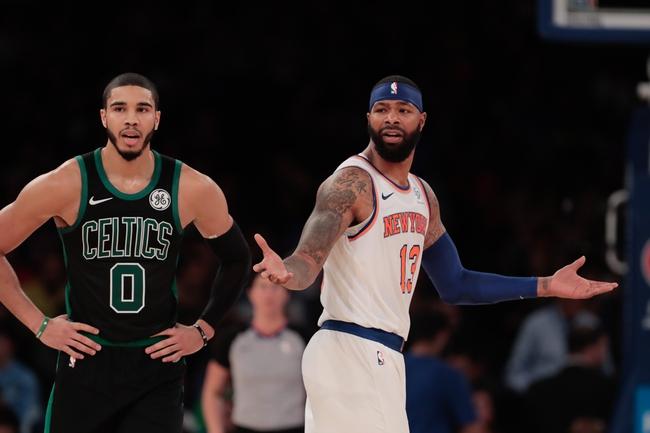 New York Knicks vs. Chicago Bulls - 10/28/19 NBA Pick, Odds, and Prediction