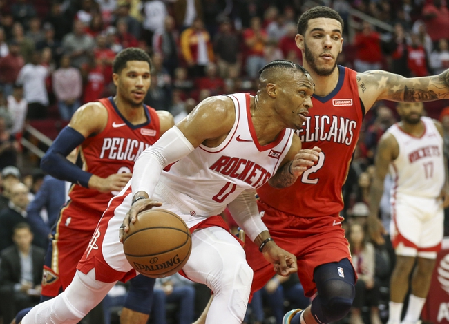 New Orleans Pelicans vs. Houston Rockets - 11/11/19 NBA Pick, Odds, and Prediction