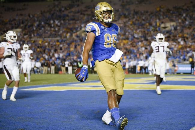 UCLA vs. Colorado - 11/2/19 College Football Pick, Odds, and Prediction