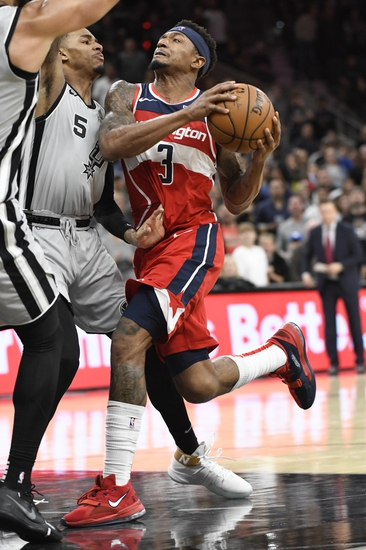 Washington Wizards vs. San Antonio Spurs - 11/20/19 NBA Pick, Odds, and Prediction