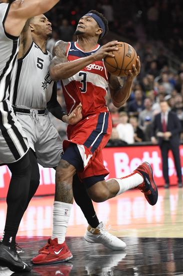 Washington Wizards vs. San Antonio Spurs - 11/20/19 NBA Pick, Odds, and Prediction