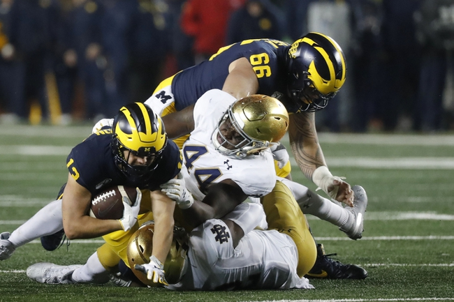 Notre Dame vs. Virginia Tech - 11/2/19 College Football Pick, Odds, and Prediction