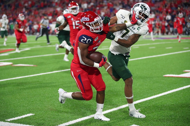 Fresno State vs. Utah State - 11/9/19 College Football Pick, Odds, and Prediction