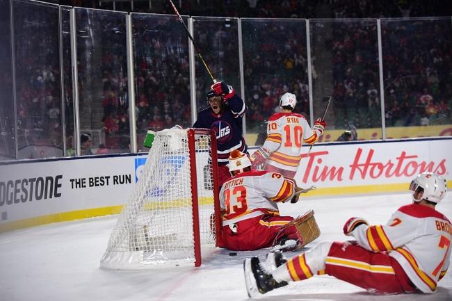 Calgary Flames vs. Winnipeg Jets - 8/3/20 NHL Pick, Odds, and Prediction