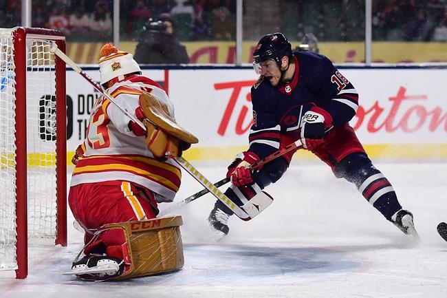 Calgary Flames vs. Winnipeg Jets - 8/1/20 NHL Pick, Odds, and Prediction