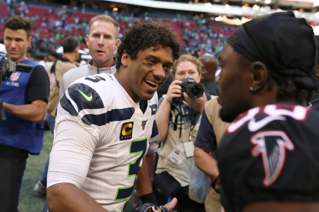 Seattle Seahawks at Atlanta Falcons - 9/13/20 NFL Picks and Prediction